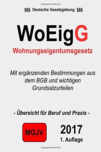 Wohneigentumsgesetz: WoEigG