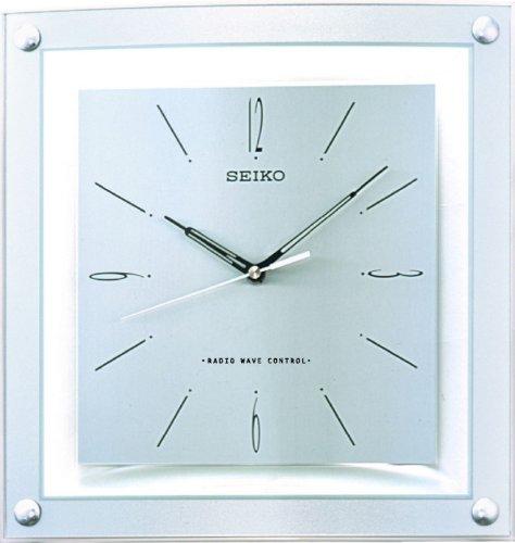 SEIKO Clocks Wanduhr Funk QXR205S