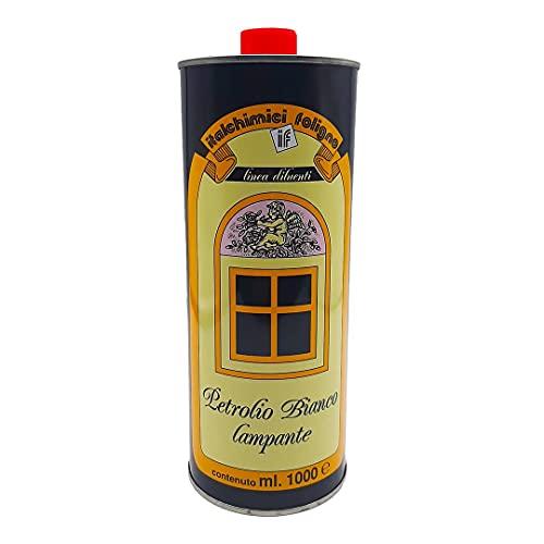 lampada a petrolio Petrolio bianco lampante per lanterne candele diluente vernici 1000ml 52939