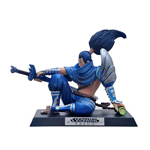 Collectible Figure Yasuo Sammelfiguren Model Figur Spielzeug Boxed Statue