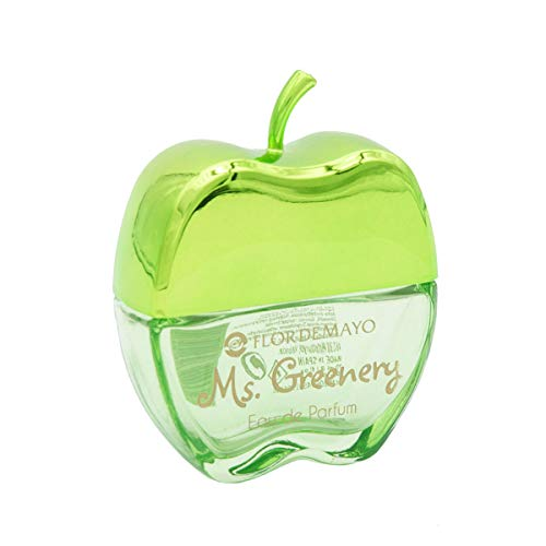 Expositor 17ud. Mini Colonia Apple Ms. Greenery para mujer. Con Téster de regalo. 18 x 20ml