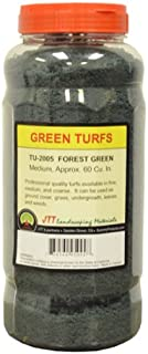 JTT Scenery Products Green Turf, Forest Green, Medium