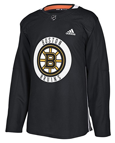 adidas Boston Bruins NHL Men's Climalite Authentic Practice Jersey (52/L)