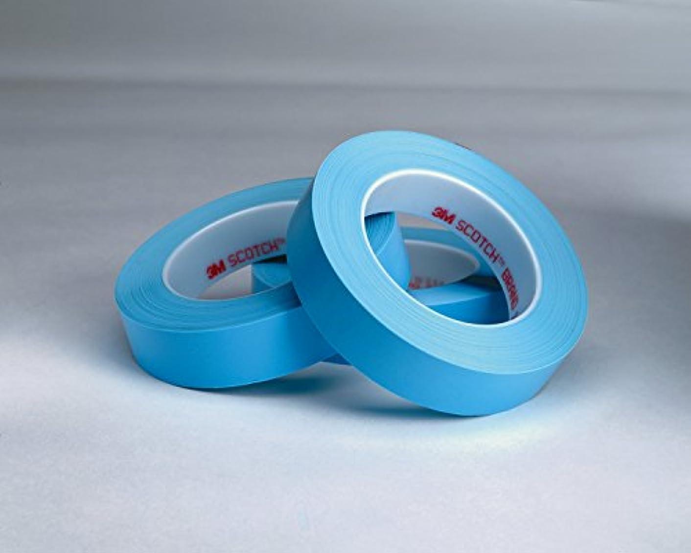 Scotch Fine Line Tape 215 Blue, 3/4 in x 60 yd 4.8 mil, 48 per case Bulk