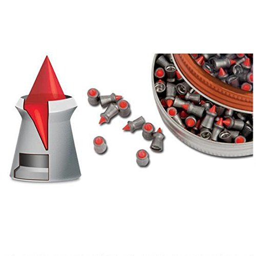 Gamo 632270154 RED FIRE PELLETS .177 CAL. TINS OF 150 -