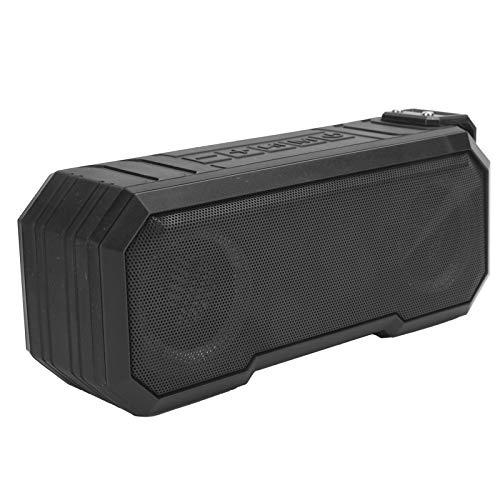 Weikeya Bluetooth Altavoz, Fácil para Conectar Rico Bajo 8w X 2 Abdominales X8 por bajo