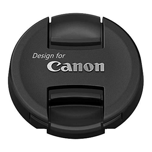 Bouchon (Cache Objectif) de Remplacement générique Compatible 58mm, pour Appareil Photo Canon EOS (ex EF-S 18-55mm)