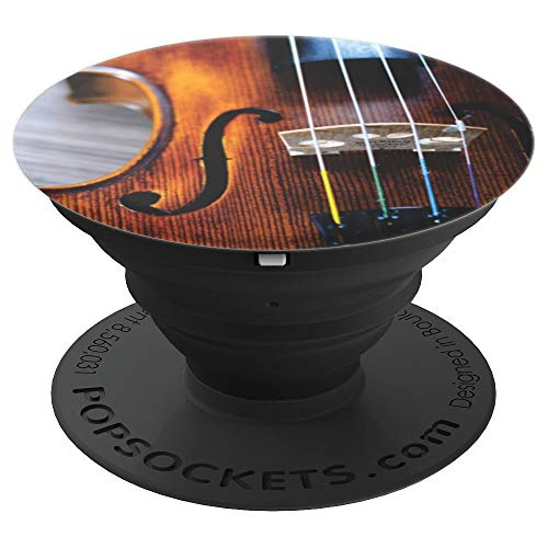 Violin and String Instrument Musician Gift PopSockets Grip and Stand for Phones and Tablets