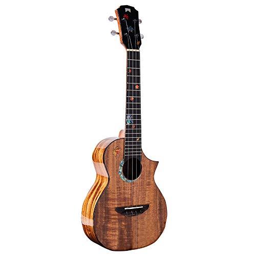 MrMai Ukulele MT-60 Tenor Solid Koawood Handcraft 4 Strings guitar Gloss Finish With Hardcase