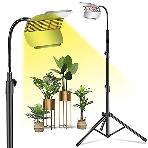 Grow Lights for Indoor Plants,Plant Growing Lamp LED Grow Light with Stand Full...