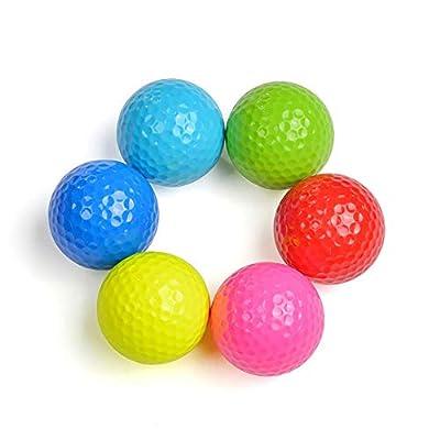 Shuzhu Golf Balls 6Pack