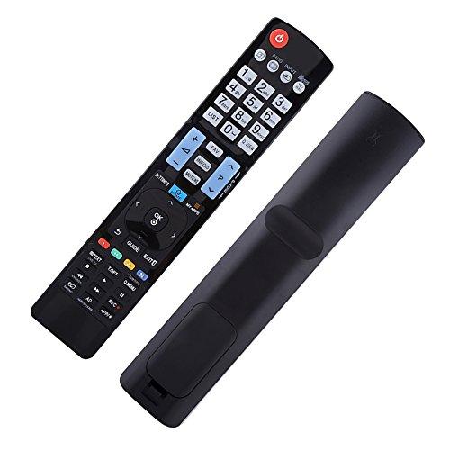 TV-Fernbedienung für LG AKB73615306, Fernbedienung Controller Universal-Fernbedienung für LG HDTV Smart TV