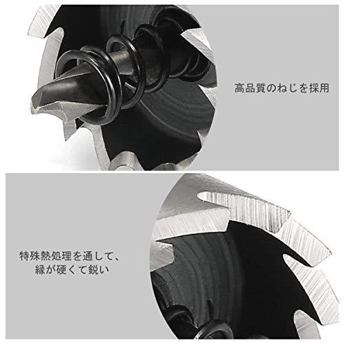 MOHOO『HSSドリルビットホールソーセット16-53mm13PCS』