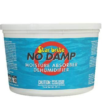 New Star Brite 85401 No Damp Dehumidifier No Damp Dehumidifier 36