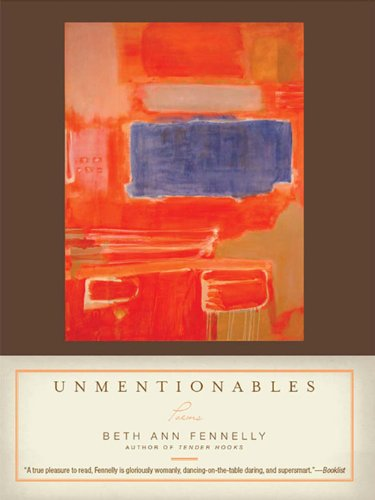 Unmentionables: Poems (English Edition)