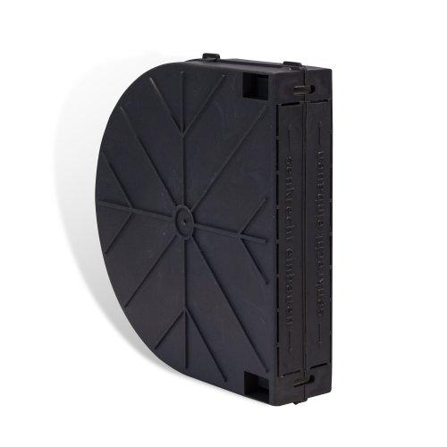 JAROLIFT Kunststoff Mauerkasten/Lochabstand: 160 mm
