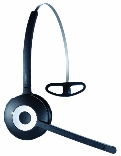 Jabra PRO 930 MS Mono Lync Optimized Wireless Headset for Softphone Photo #5