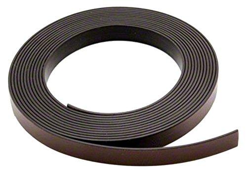 MagFlex® 12.7 mm Breite Flexible Magnetband - Premium Self Adhesive - Polarität B (5 Meter Länge)