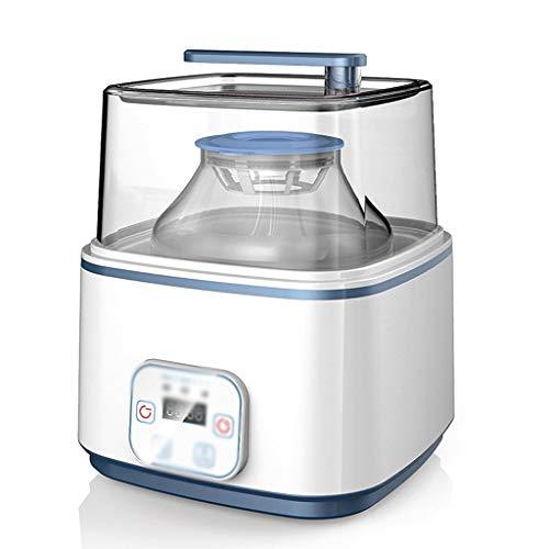 SMEJS Jydqj Automático de la máquina Fabricante de Yogur natillas Yogurt Helado Sorbete de la máquina multifunción Vino de arroz Líquido Yogur Máquina