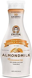 Best califia farms oat milk Reviews