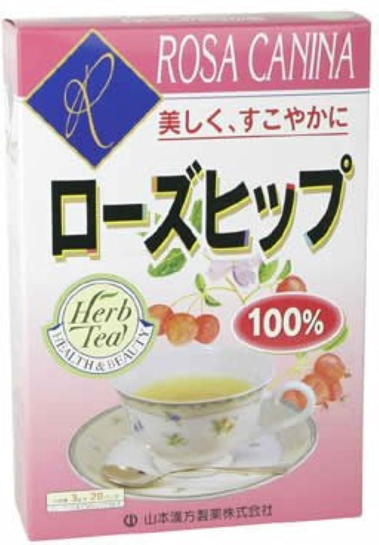 期待して適合する不愉快に山本漢方製薬 ローズヒップ100% 3gX20H