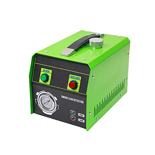 12V Automotive Smoke Machine Leak Tester, Car EVAP Vacuum...