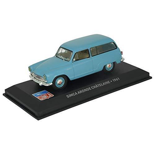 Altaya by Ixo Modelo de Coche en Miniatura Tipo para Simca Aronde...