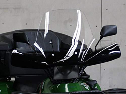 Windschild Windabweiser Ersatzteil für/kompatibel mit Suzuki LTA King Quad 450 500 700 750
