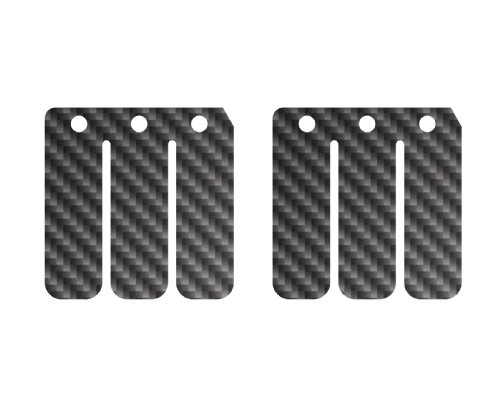 JOllify #286 Carbon Karbon Membrane Cover Echtcarbon