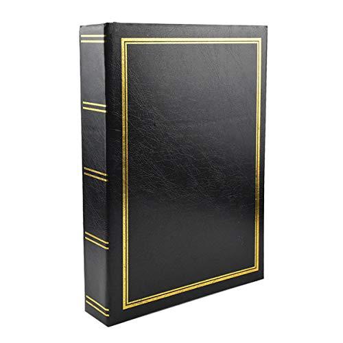 Disino Album Photo 300 Photos, 6 X 4 Albums Photo Traditionnel 50 Pages pour Bébé, Album Photo de Classe pour Mariage, Voyage, Enfant