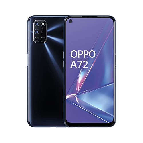Oppo A72 | 4 GB - 128 GB | Schwarz