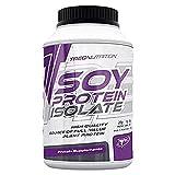 Trec Nutrition Soy Protein Isolate, Complejo de Proteína, Sabor Vainilla - 650 gr