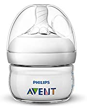 Philips Avent Philips Avent Natural butelka, naturalne zachowanie podczas picia, system antykolkowy