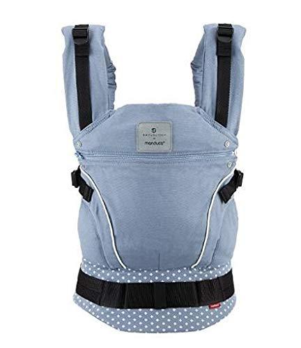 Nouveau-né wrap multifonctionnel Multi écharpe porte-bébé Manduca nouvelle marque Wrap coton / Top enfant en bas âge bio bébé Rider Sac à dos / haute qualité for bébé Suspenders ( Color : Beige )