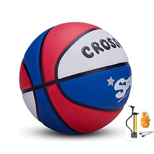 Why Choose YE ZI Basketballs- Children's Rubber wear-Resistant Basketball NO.4-5-6-7 Indoor and Outd...