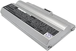 Replacement Battery Part No.VGP-BPL8, VGP-BPL8A for Sony VAIO GN-FZ70B, VAIO PCG-381L, VAIO PCG-382L,Notebook Battery