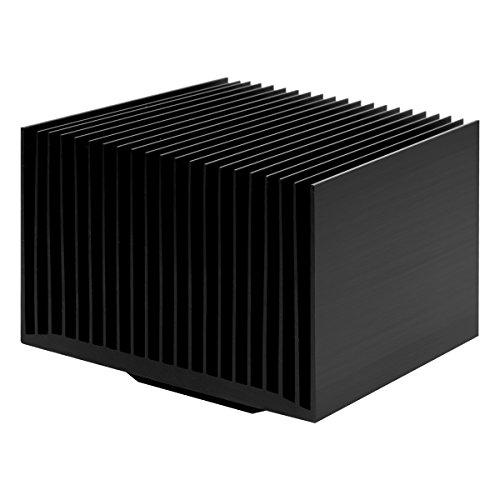 ARCTIC Alpine AM4 Passive - Geräuschloser AM4 CPU Kühler, sehr hohe Kühlleistung und vollkommen wartungsfrei, einfache und schnelle Montage - Schwarz