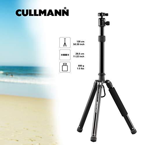 Cullmann Neomax 260 - Trípode, Color Negro