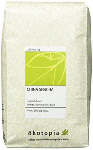 Ökotopia Grüner Tee China Sencha, 1er Pack (1 x 500 g)