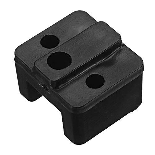 QuanRuiWuLiu Componentes de impresión en 3D Impresora 3D Final de Carrera Final de Carrera Interruptor Soporte de Placa Fija for 2020 Extrusión Reprap Delta Kossel, Durable y Resistente