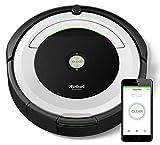 iRobot Roomba 691- Robot aspirador para suelos duros y alfombras, con tecnología Dirt Detect,...