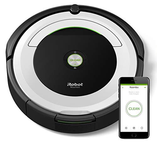 iRobot Roomba 691- Robot aspirador para suelos duros y alfom