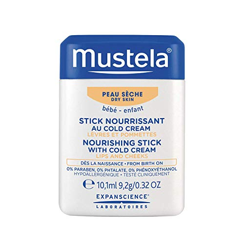 Mustela Nourishing FACE Cream with Cold Cream