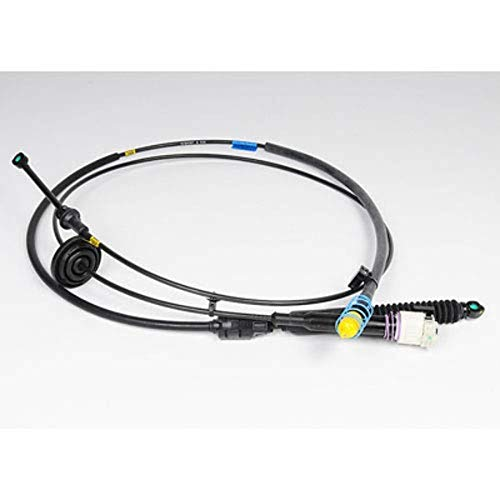 Acdelco 88967320 GM Original Equipment Transmission automatique Gamme Select Kit levier avec deux Câbles