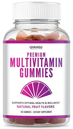 Havasu Nutrition Multivitamin Gummies...