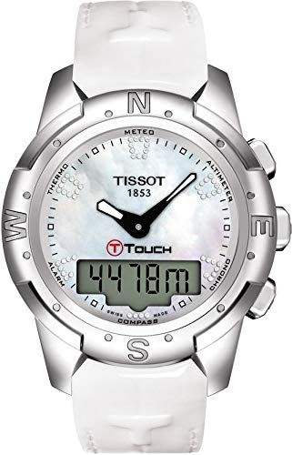 Tissot TISSOT T-Touch Classic T047.220.46.116.00 Damenchronograph Höhenmesser, Barometer, Thermometer, Kompass