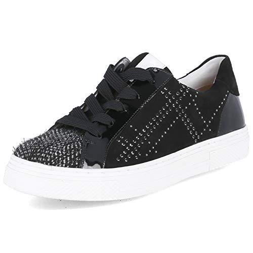 Hassia Damen Sneaker Bilbao schwarz 753182