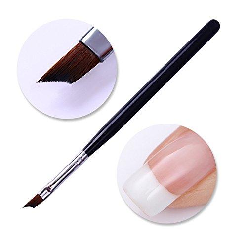 BORN PRETTY Nail Art Brush UV Gel Acrylic French Design Painting Pen Manicure Design DIY Drawing Builder