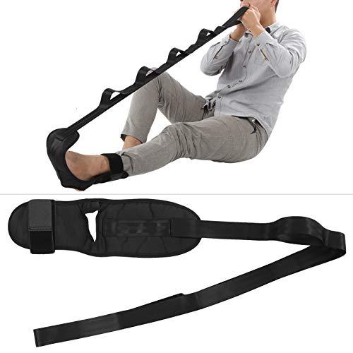 banapo Cinturón de Estiramiento de Yoga, Correa Profesional de Alta Elasticidad económica y Correcta, Transpirable para estiramientos de recuperación