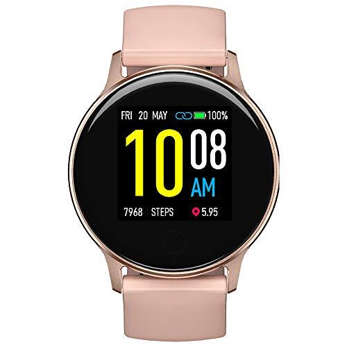 smartwatch per ios Smartwatch Orologio Fitness Donna